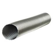 Non-insulated air ducts Thermovent Flex series