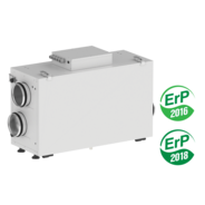 VUT/VUE H2 mini EC air handling units with heat recovery