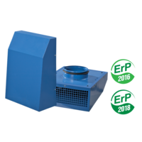 Exhaust centrifugal fans VENTS VCN EC series