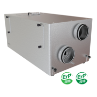 VENTS VUT/VUE HB EC, VENTS VUT/VUE HBE EC air handling units with heat recovery