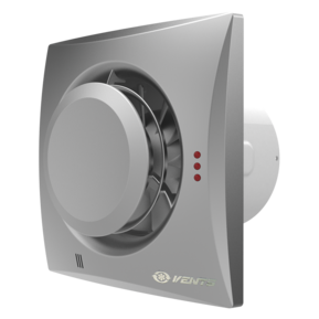 VENTS Quiet-Disc 125 (220-240 V/60 Hz)