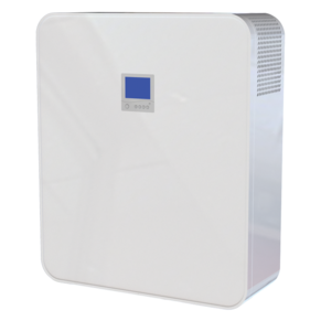 MICRA 100 single room air handing unit with heat recovery