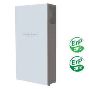 VENTS MICRA 200 ERV WiFi single room air handing unit with heat recovery