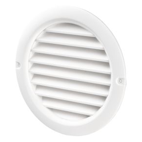 VENTS Supply and exhaust round grilles MV 100 bV, MV 125 bV, MV 150 bV series