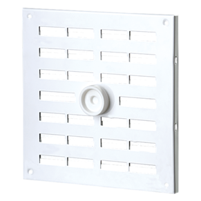 VENTS Supply and exhaust metal regulated grilles MVMPO…R series