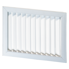 VENTS Supply and exhaust NVN series grilles
