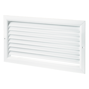 VENTS ONF / ONFS series single-row grilles with fixed vanes