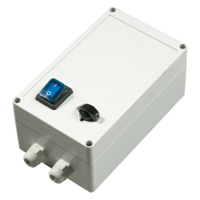 VENTS Single phase speed controller RSA5E-2-P