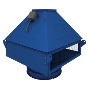 Roof-mounted smoke removal fans VENTS VKDH