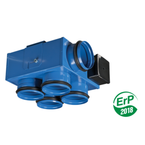 Inline centrifugal fan VENTS VKP mini series