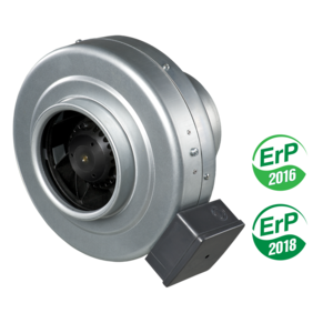 Inline centrifugal fan VENTS VKMz series