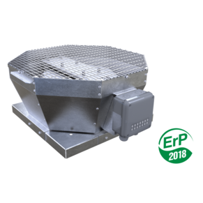 Centrifugal roof fans VENTS VKV series