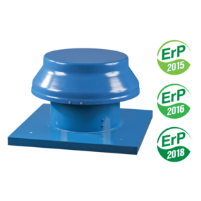 Axial roof fan VENTS VOK series