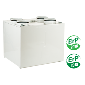 VENTS VUT/VUE VB EC A11 air handling units with heat recovery