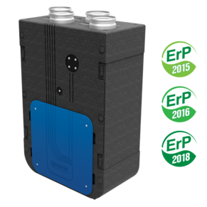 Series VENTS VUT/VUE 270 V5(B) EC air handling units with heat recovery