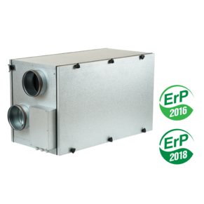 VENTS VUE H EC Comfo air handling units with heat recovery