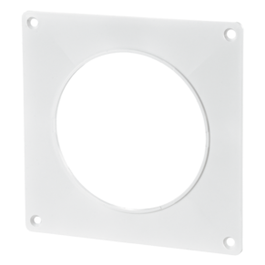 VENTS Wall plate for round ducts