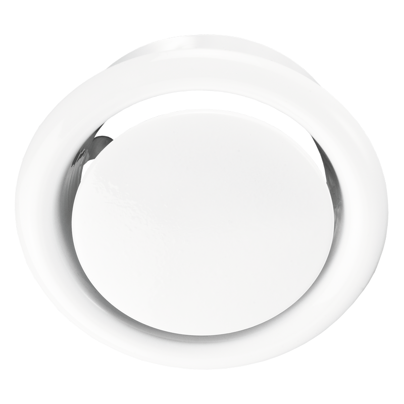 VENTS Supply and exhaust metal air disk valves AM…VRF series