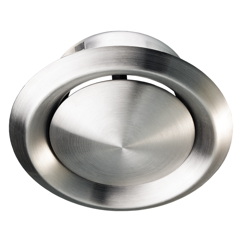 VENTS Supply and exhaust metal disk valves АМ...VRF N series