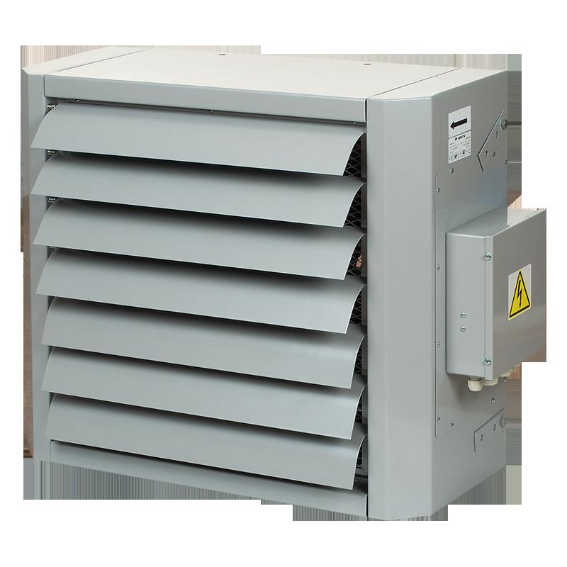 Air heating unit VENTS AOE