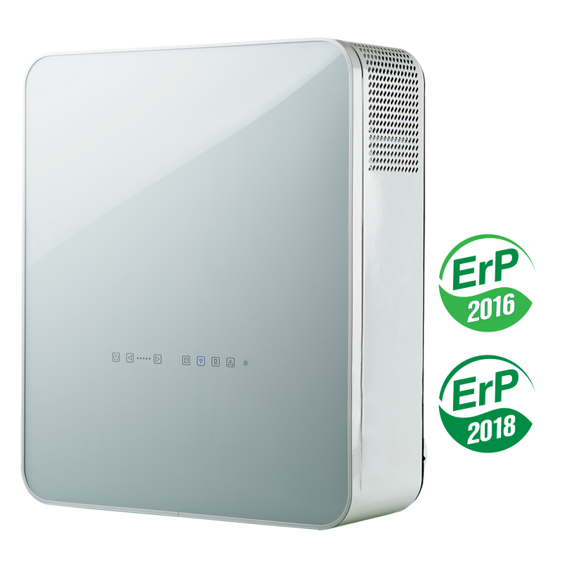 VENTS MICRA 100 WiFi single room air handing unit with heat recovery