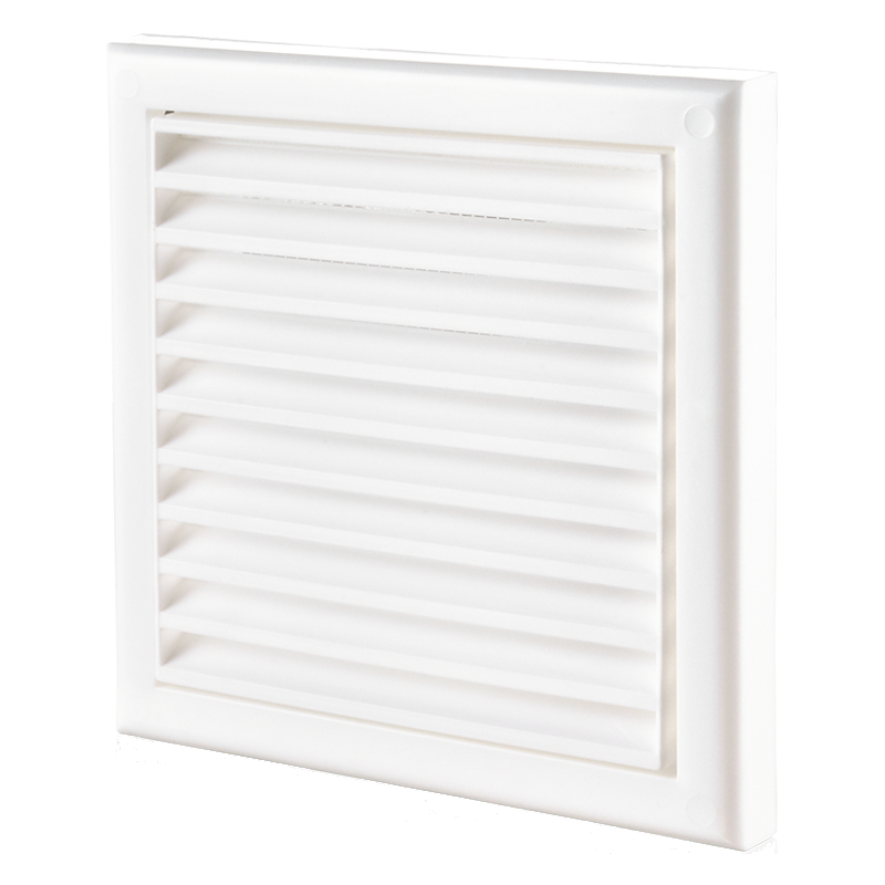 VENTS Supply and exhaust grilles MV 100 V ASA series