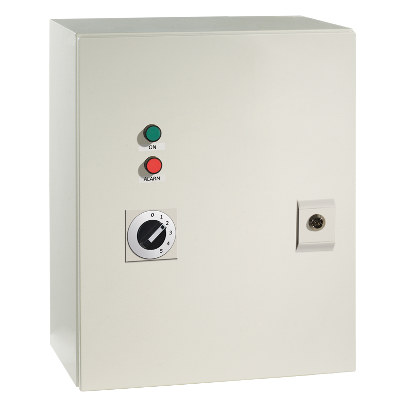 Three phase speed controller VENTS  RSA5D-…-M