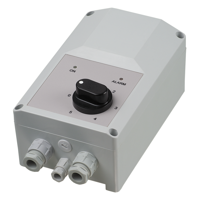 Three phase speed controller VENTS RSA5D-…-T