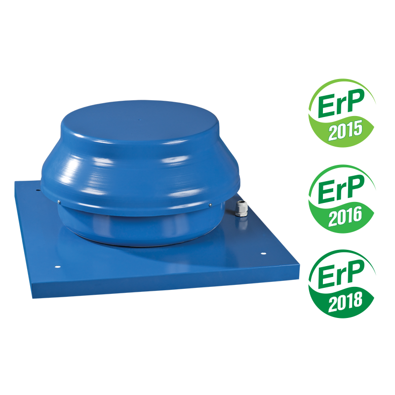 Centrifugal roof fan VENTS VKMK (VKMKp) series