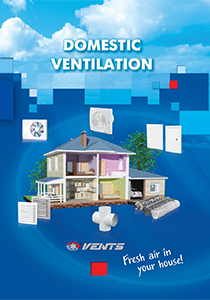"""Domestic ventilation"" catalog 2020"