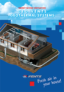Geothermal systems GEO VENTS