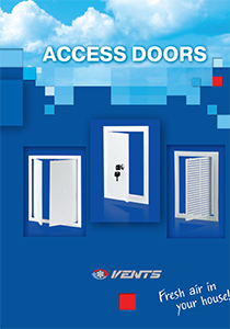 """Access doors"" catalog 2020"