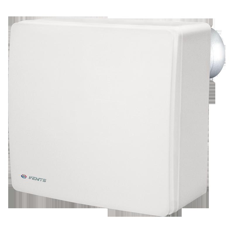VENTS VN-1 80 Radialventilator Küchen und Badentlüftung 3 Stufen Sparmotor