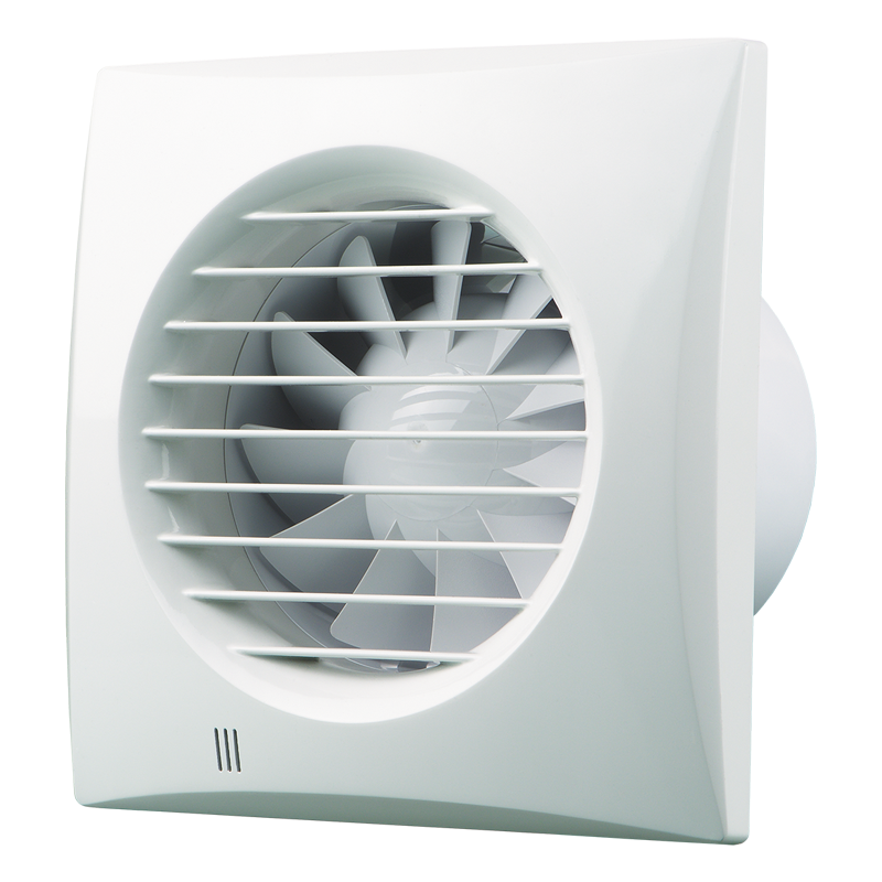 VENTS 125 Quiet-Mild T (220-240 V / 60 Hz)
