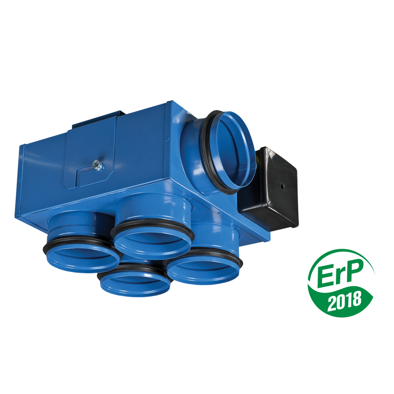 Inline Centrifugal Fan Vents Vkp 200 Mini Official Vents
