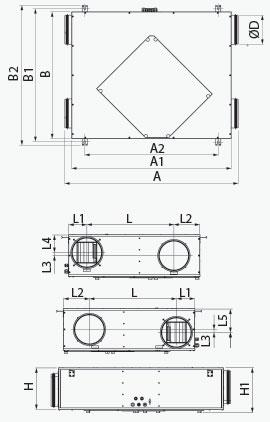 VUE 350 P3B EC A14